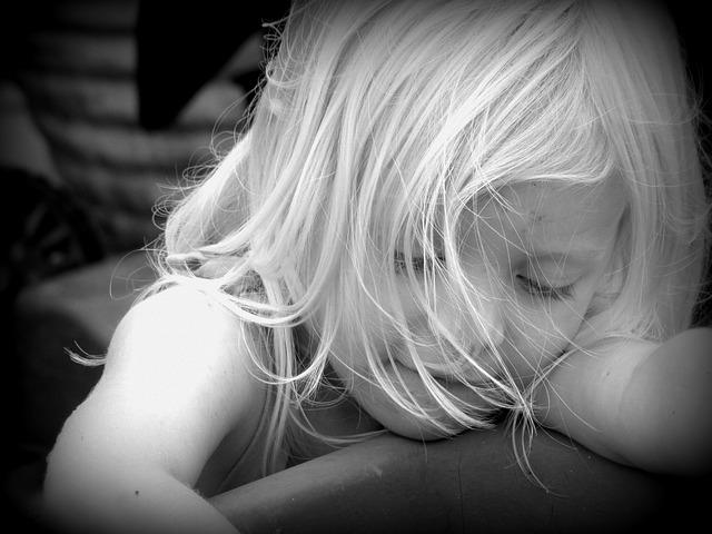 malá dívka v předškolním věku