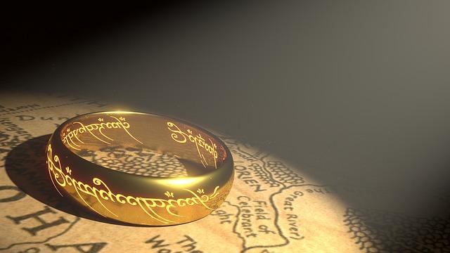prstýnek zlatý