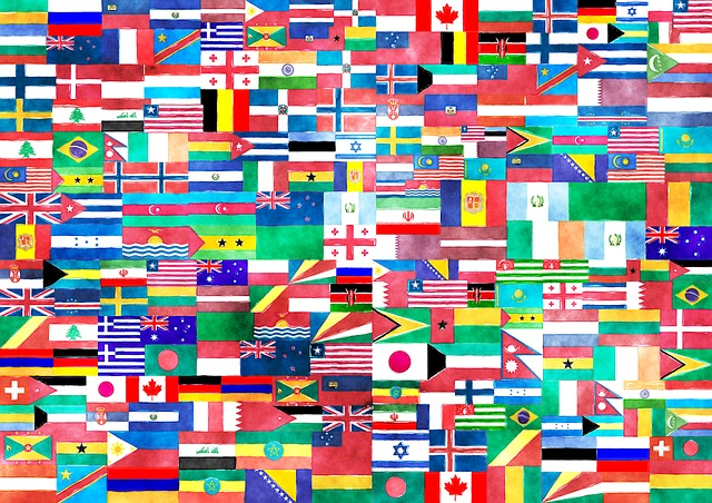 státní vlajky
