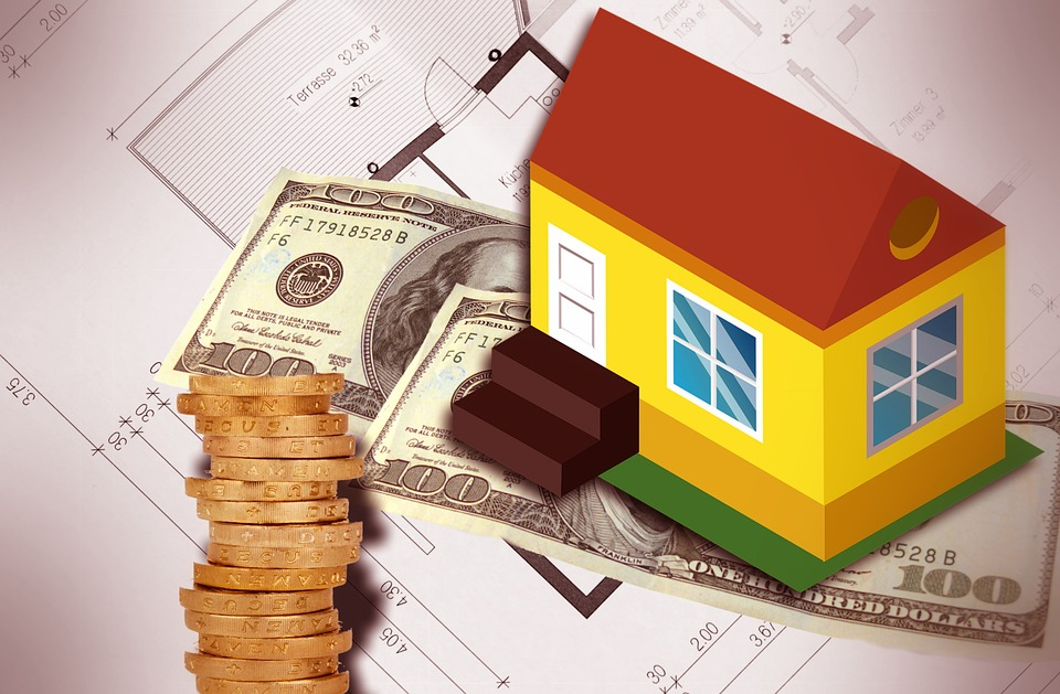 peníze za nemovitost